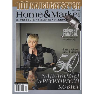Home&Market – 50 najbardziej wpływowych kobiet